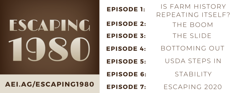 Escaping 1980 Podcast Episodes